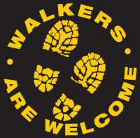 walkers welcome, walking, coast, paths, coastal paths, south west coast path, coastline, sea, beach, exmoor, somerset