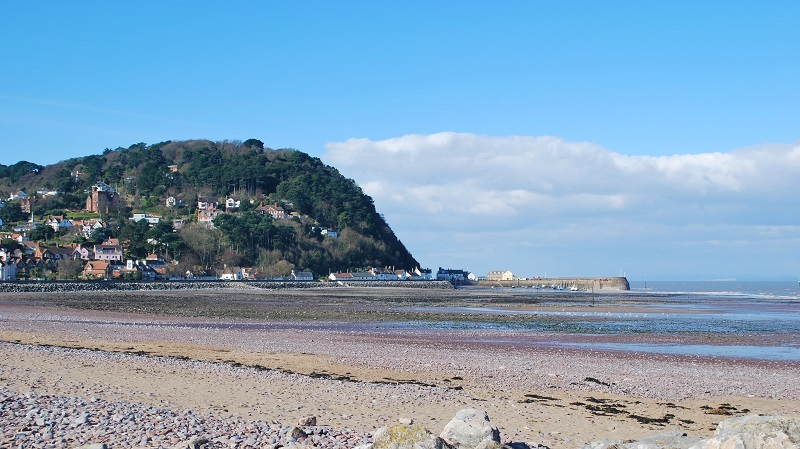 dunster beach holidays, holi moli chalet, salad days chalet, dunster chalet, Minehead, village, Dunster beach hut, chalet, beach hut, beach, exmoor, somerset, local area