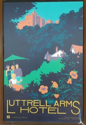 The Luttrell Arms Dunster